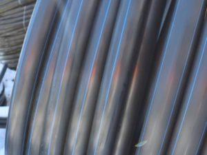 Труба полиэтиленовая SDR21 ⌀110