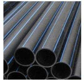 Маркировка и различие полиэтиленовых труб